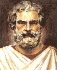 Tales: Matemático y filósofo griego, uno de los sabios de la antigua Grecia y autor del teorema que lleva su nombre. Fue llamado padre de la filosofía por Aristóteles y se le considera fundador de la geometría. También fue maestro de Pitágoras y Anaxímenes, y contemporáneo de Anaximandro.Nació hacia el año 624 a. C. en Mileto, ciudad ubicada en la región de Jonia, en Asia Menor y Murió aproximadamente en el año 546 a. de .C