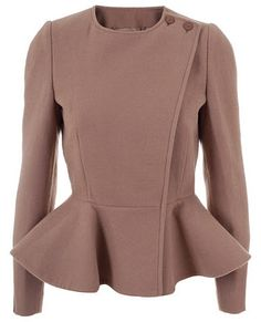 Style Fashion Etc: Wearable Fall Fashion Trends 2012 Blazer Fashion, Hijab Fashion, Fashion Dresses, Blouse Styles, Blouse Designs, Fall Fashion Trends, Autumn Fashion, Blouses For Women, Jackets For Women