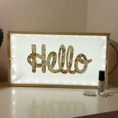 """Inspiration Concours """"C'est bois qui l'ai fait"""" : Lighting Box"""
