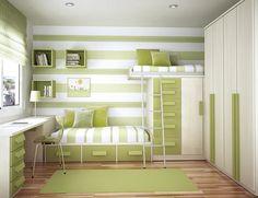 Bedroom design from furnishism.com