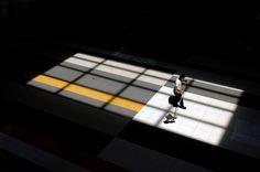 Street-shot caught by stalking a single spot byJose Miguel Lisbona