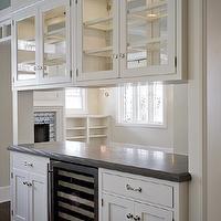 Kitchen Pass through Divider | ... , glass front upper cabinets, pass through, kitchen pass through