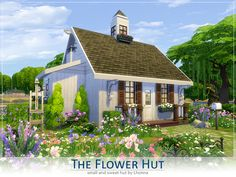 Sims 4 CC's - The Best: House by Lhonna