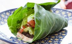 These wraps feature the leafy lettuce curled around an Asian-inspired mixture of stir-fried beef steak strips and favorite vegetables. The wraps make a nutritious low-fat family meal that's easy to prepare and to eat.