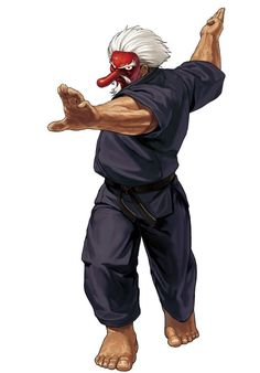 takuma sakazama (art of fighting)