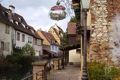 Colmar in Alsazia
