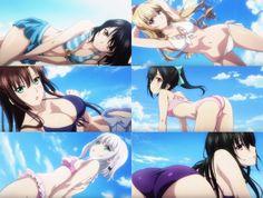 【画像】ストライク・ザ・ブラッド新作OVAのいやらしいPV公開wwwww   ぴこ速(〃'∇'〃)?