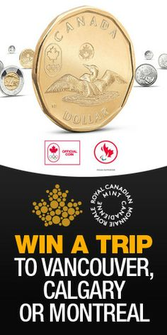 #Contest: #Win a Trip to #Vancouver, #Calgary or #Montreal! #giveaway #getaway #travel #trip