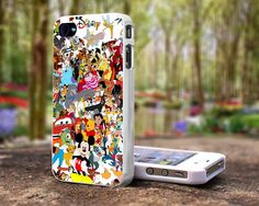 Disney Character iphone 4 case