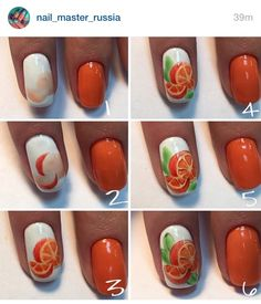New Year's Nails, Get Nails, Love Nails, Nail Techniques, Nails Only, Painted Nail Art, Party Nails, Diy Nail Designs, Arte Floral