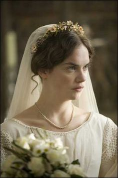 Ruth Wilson (Jane Eyre) - Jane Eyre directed by Susanna White (TV Mini-Series, BBC, 2006) #charlottebronte