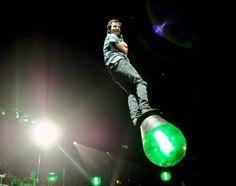 Eddie Vedder's version of wrecking ball!!! LOL