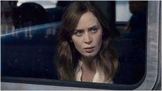 'La chica del tren': Emily Blunt protagoniza el nuevo póster de la adaptación del 'best-seller' de Paula Hawkins