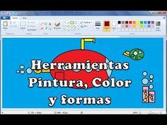 Computación Para Todos (Primaria): 1er Grado Youtube, Tools, Pintura, Computers, Shapes, Degree Of A Polynomial, Instruments, Youtubers, Youtube Movies