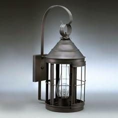 outdoor lantern sconce   Northeast Lantern Heal Outdoor Sconce - Lighting Universe