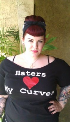 2d82508add972c Tess Munster being amazing. Love it!!  -D Plus Size Girls