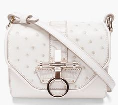 givenchy ostrich in ivory