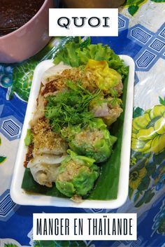 Quoi manger en Thaïlande? Mes expériences de foodie #Thaïlande #Voyage #Foodie #Expérience #Information #Manger #Dégustation