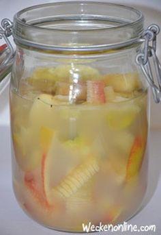 Appelazijn maken Apple cider vinegar