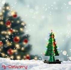 AZDelivery DIY LED Weihnachtsbaum Kit zum selber löten inklusive E-Book!   #diy #weihnachten #weihnachtsgeschenk #überraschung #surprise #handgemacht #kreativ #creative #Hochzeit #Geburtstag #Jahrestag #Valentine #Muttertag #Christmas #geschenk #basteln #selfmade #foto #buch #album #present #weihnachtsbaum #led #löten #christmastree #christbaumkugel #christbaumkugeln #e-book #handgemacht #handmade #homemade #kit Diy Weihnachten, Christmas Tree, Kit, Album, Holiday Decor, Home Decor, Anniversary, Mother's Day, Christmas Presents