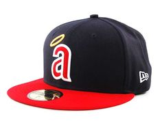 New Era Angels hat. Cooperstown logo. 59fifty Hats 4052e15a7