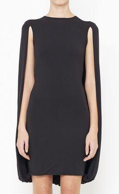 Alexander McQueen Signature Pieces | Alexander McQueen Black Dress |