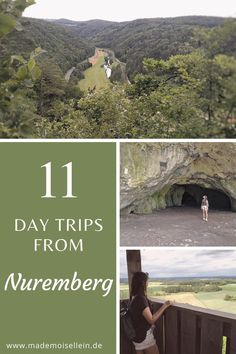 Do you also want to explore the surroundings of Nuremberg? There are many interesting things to discover in the region and in nearby cities. #nuremberg #germany #expat #expatlife #europe #eurotrip #travel #tripideas #citytrip #hiking #weekendtripideas #weekendtrip
