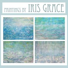 Iris Grace Paintings homepage - This amazing 3 year old girl who has Autism has an extraordinary talent for painting. Check out her webpage.