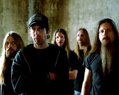 Lamb Of God. One of the best metal bands around. Amazing musicians, brutal live and no pretense.