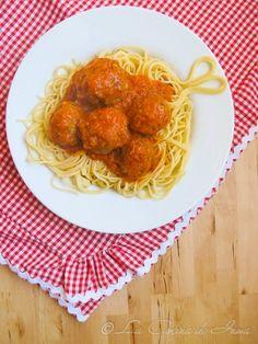 """Espaguetis """"Bella Notte"""" de La Dama y el Vagabundo"""