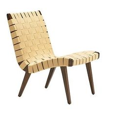 Jens Risom Lounge Chair by Knoll