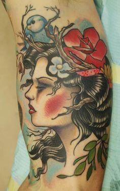 Tattoo Artist of The Day: Kurt Fagerland #tattoos #InkedMag #tattoo #tattooed #art #artists #color