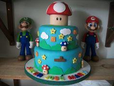 Bolo falso Super Mario
