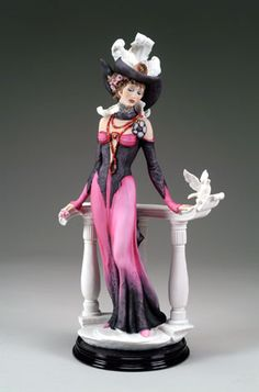 Armani Figurines Florence Collection | J105A-337E Armani ARMANI Giuseppe Armani Figurines Spring Morning