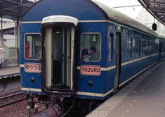 Blue Train, Fossil, Japan, Vehicles, Car, Fossils, Japanese, Vehicle, Tools