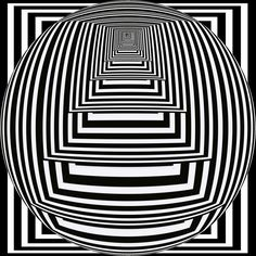 Op art sphere | Flickr - Photo Sharing!