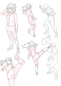 Pin by jason todd on anatomy drawings, drawing poses, action pose reference Anatomy Drawing, Manga Drawing, Drawing Sketches, Art Drawings, Drawing Tips, Female Drawing, Drawing Ideas, Action Pose Reference, Drawing Reference Poses