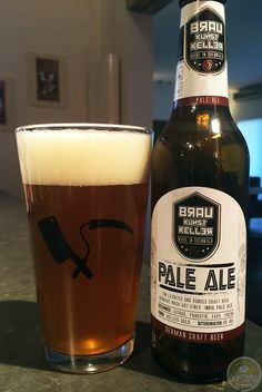 15-Apr-2015 : Pale Ale by BrauKunstKeller. Excellent German pale ale. Love the bitter citrus flavor this one offers up. #ottbeerdiary