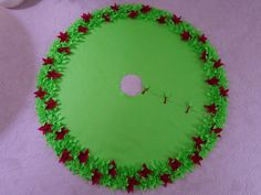 Favorite Christmas Tree Skirt from Etsy