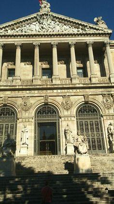 Madrid. Biblioteca Nacional.