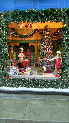 a marshall fields state street christmas windows chicago christmas time - Christmas Decoration Stores Chicago