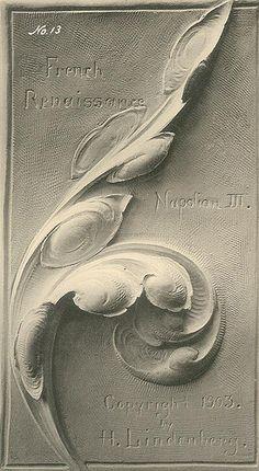 Acanthus-plate13-Renaissance_French-lg | Steve Shriver | Flickr