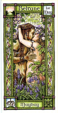 Beltane - May Day