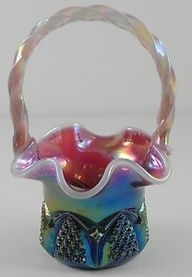 Fenton Amethyst Carnival Glass Opalescent Basket  http://www.ebay.com/itm/Fenton-Amethyst-Carnival-Glass-Opalescent-Basket-/370598553165?pt=LH_DefaultDomain_0=item564965264d#ht_3386wt_754