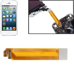 Apple iPhone 5 LCD Touch Screen Test Extension Cable,  LCD Flex Cable Test Extension Cord http://www.laimarket.com/apple-iphone-5-lcd-touch-screen-test-extension-cable-lcd-flex-cable-test-extension-cord-p-3596.html