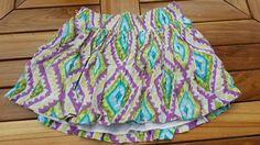 Aeropostale skater cotton mini skirt green blue purple diamond geo print M  | Clothing, Shoes & Accessories, Women's Clothing, Skirts | eBay!