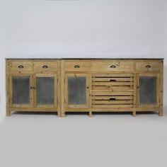 colonne four meubles de cuisine made in meubles pinterest meuble cuisine bois cuisine bois massif et meuble de cuisine