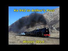 This is a 41 minute documentary showcasing Mainline Steam's Winter excursions for 2014 from Christchurch to Arthur's Pass behind New Zealand's most powerful . Back In The Day, Alps, New Zealand, Documentaries, Scenery, Journey, Train, World, Winter