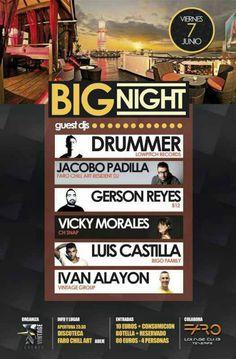 Jacobo Padilla @Michael Dussert Dussert Atkins Night-Faro Chill Art