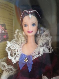 Sentimental Valentine Barbie 1996 - Hallmark